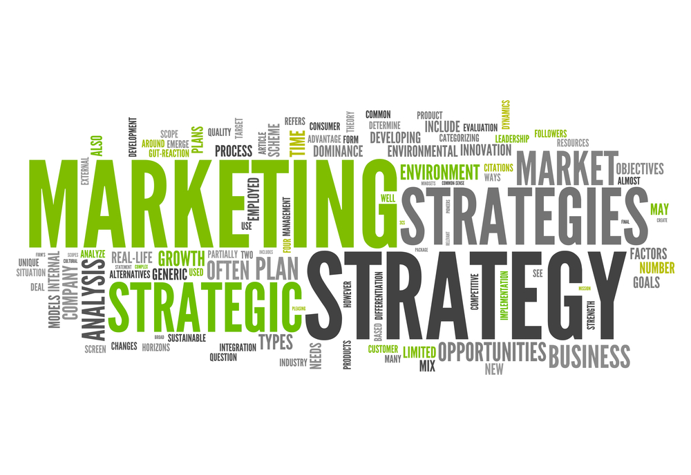 Advertising strategy and marketing goals